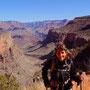Grand Canyon, rauf