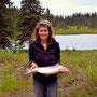 ein Geschenk (Red Salmon, fangfrisch)