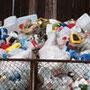 包装ゴミ回収