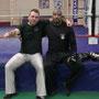 Cédric et Sylvain SUTTY du Penchak silat Herouville - Pao Syl Penchak