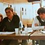 Lesung am 16.5.1984 (rechts)