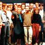 Lesung am 16.5.1984 in Wels (2. von rechts)