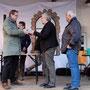Die neuen Altarbibeln für die Kirchengemeinden