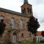 Kirche Frieda, Nordseite