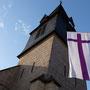 Die Kirchenfahne