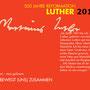 Lutherkarte, im Schwerpunkt Text