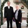 Mit Dank von Pfr. Rainer Koch verabschiedet - Frau Gretel Range