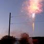 Das ist das Feuerwerk