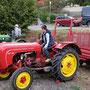 Der gute alte Traktor