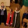 Die Sterndeuter Elias, Nelly und Eileen