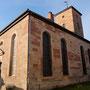 Kirche in Grebendorf