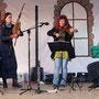 Zarte Musik aus zarten Instrumenten