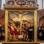 Christus am Kreuz oder der Blutstrahl der Gnade, L. Cranach, Weimar