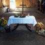Erntedankgottesdienst in Neuerode