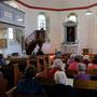 Kirchenschiff und Altarraum