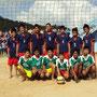 Volleyball-Mannschaft