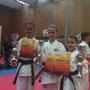 ISKA Deutsche Meisterschaft 2010 Formen Kinder -12Jahre, Diana Milanov und Debby Lohwasser, TOWASAN Karate Schule München