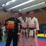 ISKA Deutsche Meisterschaft 2010 Formen Herren +18Jahre, Dominik Meyer TOWASAN Karate Schule München