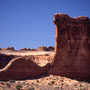 Sheep Rock. Arches Nationalpark/Utah.