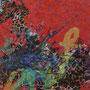 「プルトニウムモンスター-03/Pultonium monster-03」34×34cm 2011