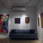「覇王列伝」Art Space 金魚空間(台湾、台北) 2015