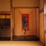 「ガロン第二回展 -日本背景-」旧田中家住宅 2012