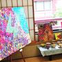 「第六回天祭一〇八」増上寺(東京) 2016 撮影:本宮誠 器:津田友子