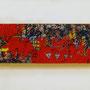 「ウシワカ・スカイウォーカー/USHIWAKA skywalker」115×295cm 2011