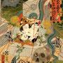 平川家の墓とゆかいな仲間たち25x39in
