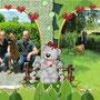 2013 - Leopold a casa nuova con mamma e papà...