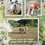 agosto 2013 - Bonnie e Rocco hanno trovato casetta a Bracciano. Ora vivranno sempre insieme, in una casa con un grande giardino dove correre e giocare. Felice vita cucciolotti!