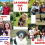 """luglio/agosto 2015 - tutti felicemente adottati, i cuccioli della """"famigerata"""" Banda degli 11... fate i bravi ragazzi e siate felici con le vostre famiglie!!!..."""