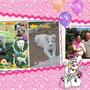 luglio 2013 - Trudi, la palletta pelosa, è stata adottata da Walter e Annalisa, che l'hanno portata con loro a Fara Sabina: guardate le foto, è una vera principessina!!!