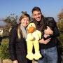 dic 2013 - Lara è stata adottata!!! Trascorrerà il Natale e la sua vita a casa, coccolata e viziata da mamma e papà...grazie Laura e Lorenzo!!!