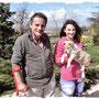 2013 - adottata Gioia che va a casetta con Roberto e Gaia!!!