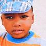 hübscher Junge von Namibia