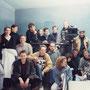 """Regieassistent bei Günter Kujats 35mm Kurzfilm """"Das wüste Land"""" 1992."""