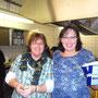 Raphaela und Ingeborg v.l.n.r. ........ Alle fleißig beim Schnittchen schmieren ... vielen Dank an alle Helferinnen!!