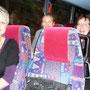 Eine Busfahrt die ist lustig ...