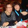 v.li.n.re.: Susanne Haas, Aurelia Leibinger