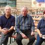 Alois Karl, Josef Hamma und Marliese Herrmann