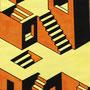 Isometrische Treppenkonstruktionen