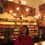 Die Bibliothek der ehemaligen Universität im Casa de la Libertad.