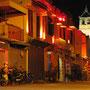Malacca bei Nacht.
