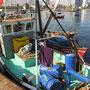 Fischerboot.