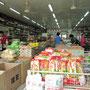 Chinesischer Allerleiverkauf.