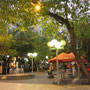 Avenida Sarmiento.