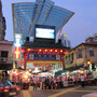 Eingang zur Jalan (Straße) Petaling in Chinatown.