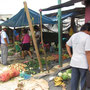 Straßenverkauf. (Santa Elena)