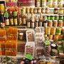 Süßes auf dem Mercado La Recova.
